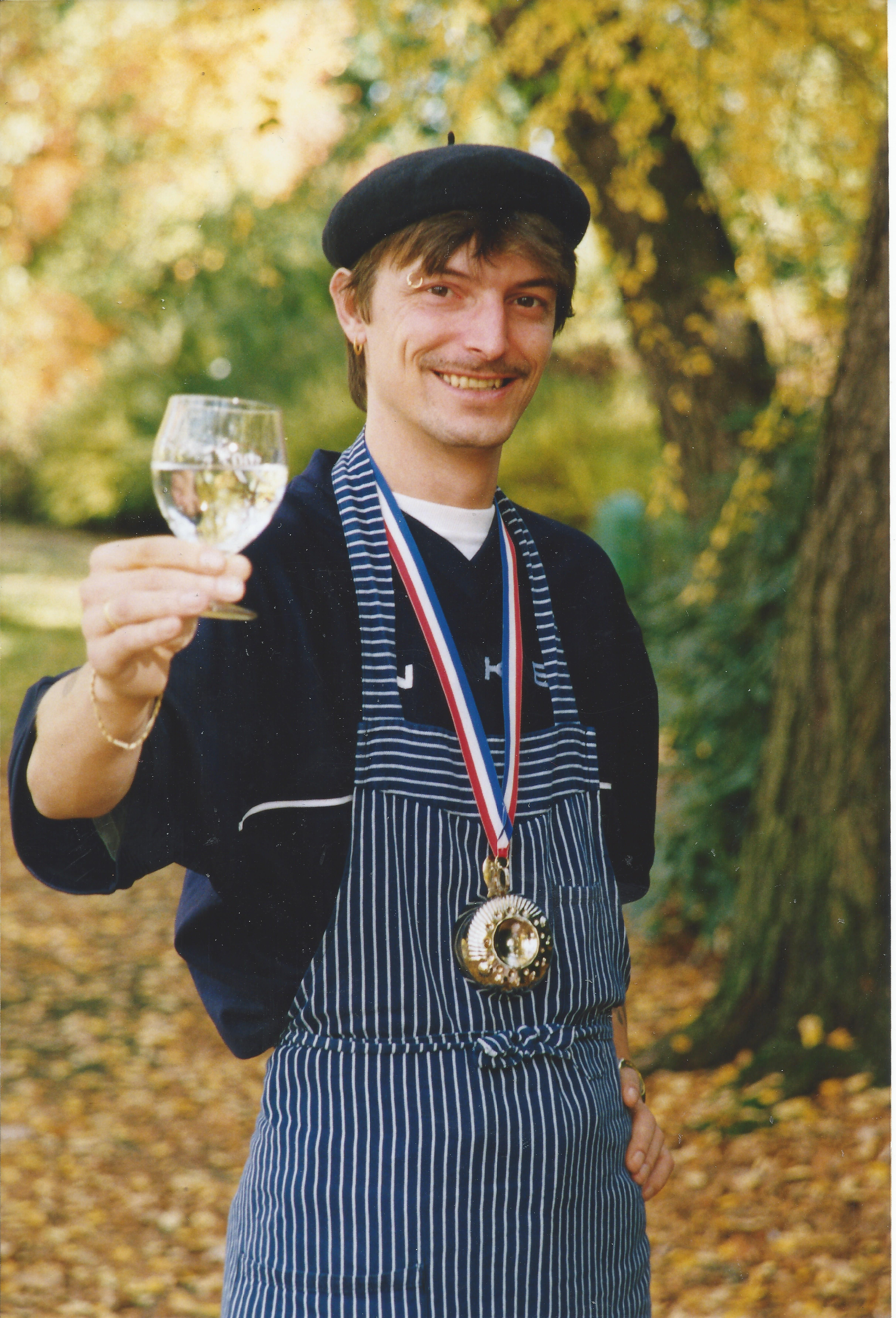 1999 - Robert vd Beek